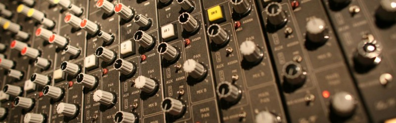 Mixer table