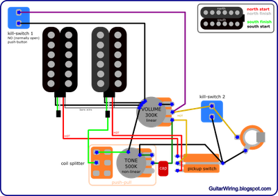 Guitar Wiring on Amazing Blog About Guitar Wiring   Osiris Guitar