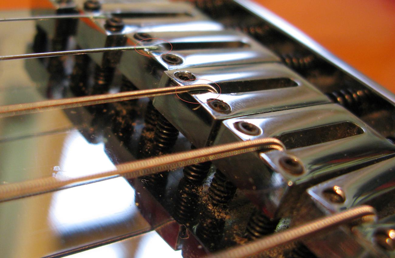 finding my string gauge osiris guitar. Black Bedroom Furniture Sets. Home Design Ideas