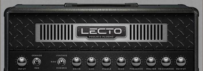 LePou LeCto dual rectifier sim