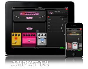AmpKit for iPhone and iPad