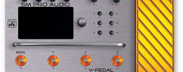 SM Pro V-pedal