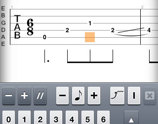 Guitar Pro 6 iPhone