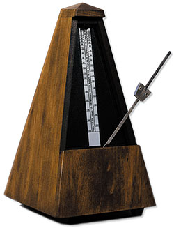 Old Fashioned Metronome Online