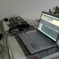 Home studio laptop