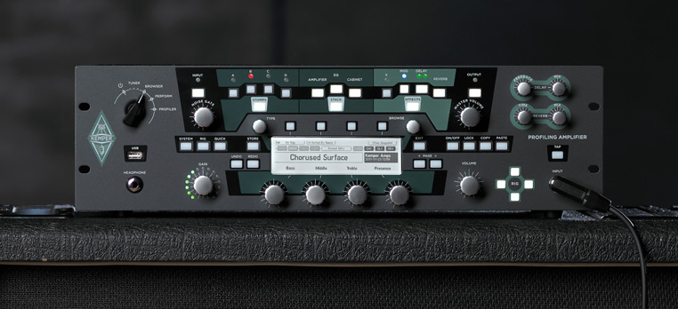 kemper rack and power amp variants announced osiris guitar. Black Bedroom Furniture Sets. Home Design Ideas