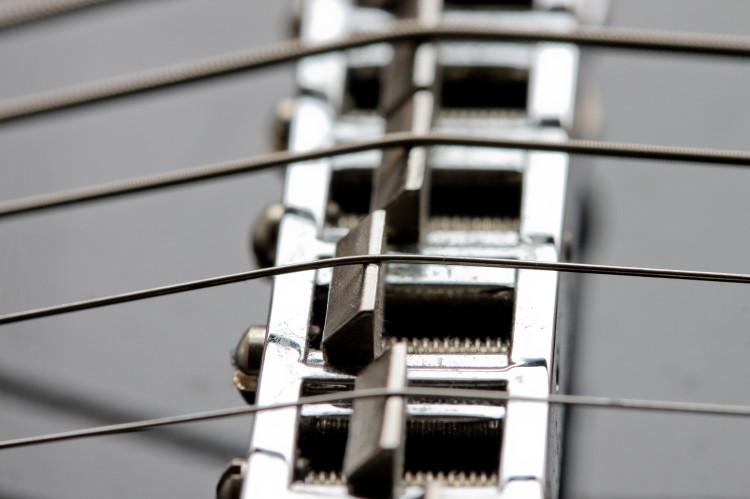 Saddle g-string closeup